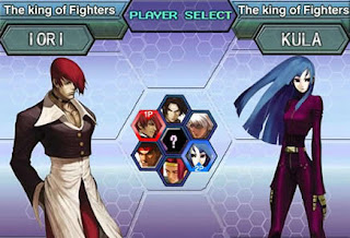 kof2 The King Of Fighter Wing