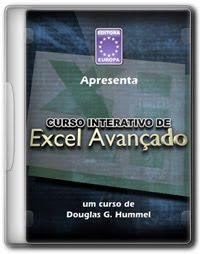 Curso Interativo de Excel Curso Interativo de Excel Avançado