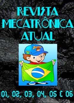 revistamecatronica1 6 Revista Mecatrônica Atual Nº 01 a 06