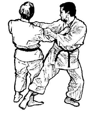karate Curso de Defesa Pessoal