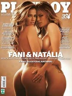 PlayboyFaniNataliaNovembro Playboy Fani & Natalia Novembro 2010