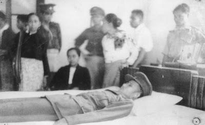 မင္းသု၀ဏ္ – ၂၀ ဇူလုိင္ ၁၉၄၇ ဒုိင္ယာယီ