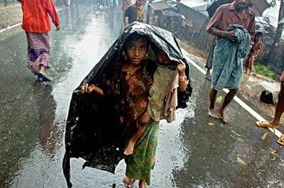 >forgotten people in Bangladesh Burma border