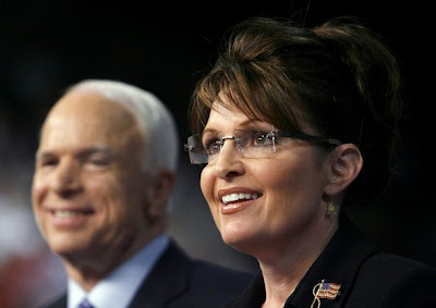 >McCain's pick: Sarah Palin
