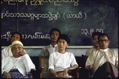 >U Nu gov in 1988