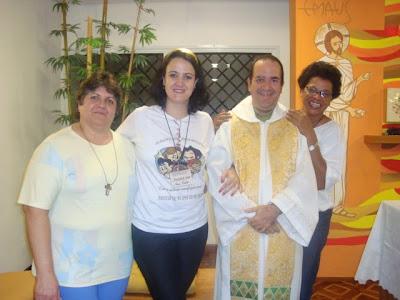 Encontro dos Coordenadores Diocesanos da IAM e JM em SP.