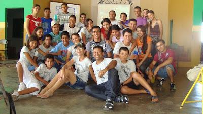 IAM e JM de Tocantins participam de Retiro das Santas Missões Populares.