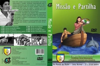 Campanha Missionária lança Novena em DVD