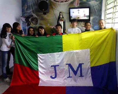 JM da Comunidade de Santa Edwiges - Paróquia Nossa Sra. Aparecida, de Cocaia, Guarulhos/SP