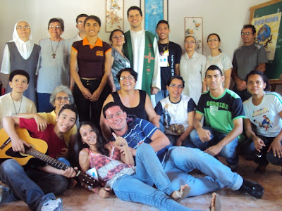 Juventude Missionária na Paraíba a todo vapor