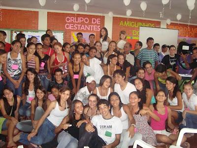 JM participa da celebração do Dia Nacional da Juventude em Dueré/TO