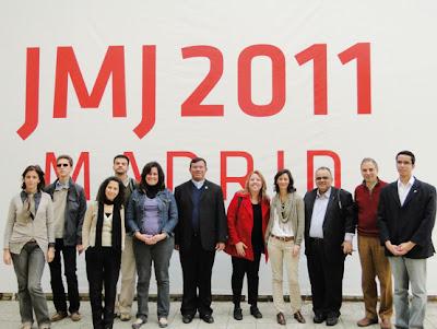 Setor Juventude prepara ida de jovens brasileiros à JMJ