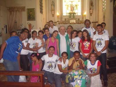 Formação Missionária no Maranhão