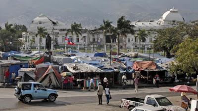 AMÉRICA/HAITI - Ainda distante a reconstrução, um ano após o terremoto, teme-se violência e obstáculos na votação