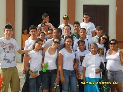 Imagens da JM da cidade de Serrinha, região agreste do Estado do Rio Grande do Norte.
