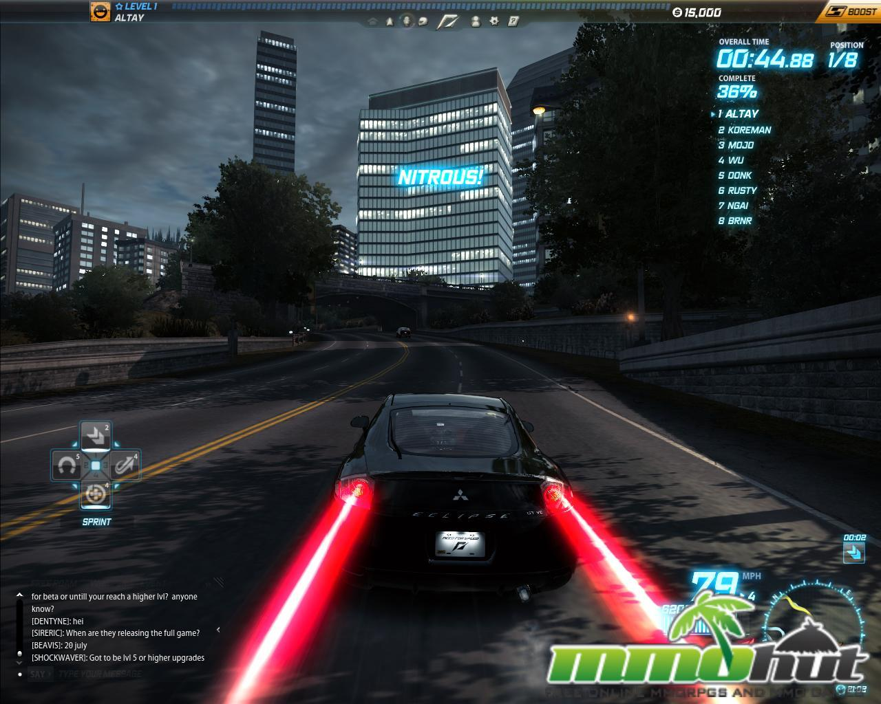 Need for Speed: World (обзор и видеообзор) .