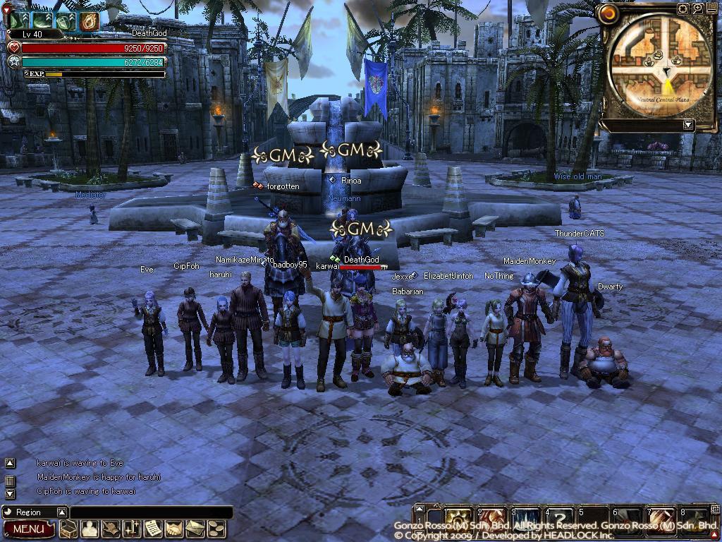Pandora Saga - краткий обзор онлайн игры