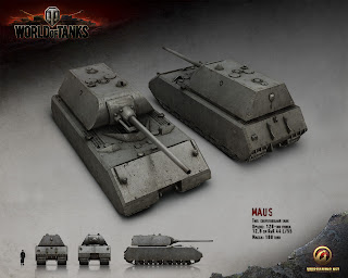 World Of Tanks nяжелые танки Германии