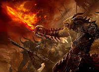 Guild Wars 2. Все о классах Воин и Элементалист