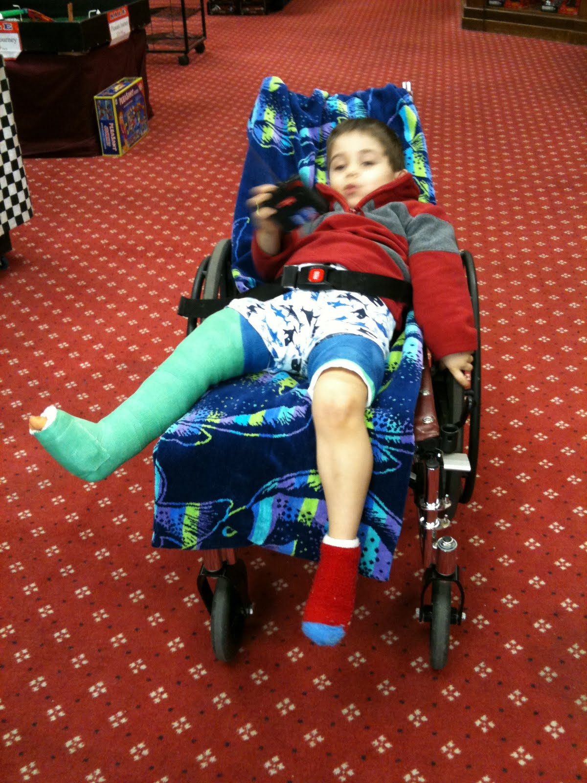 A Childs Journey With Perthes Disease