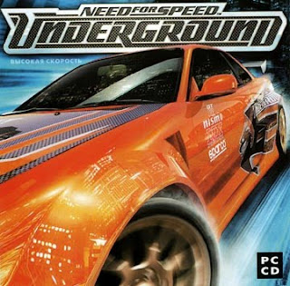 Game info Need for Speed Underground (only 243 MB) PC Game