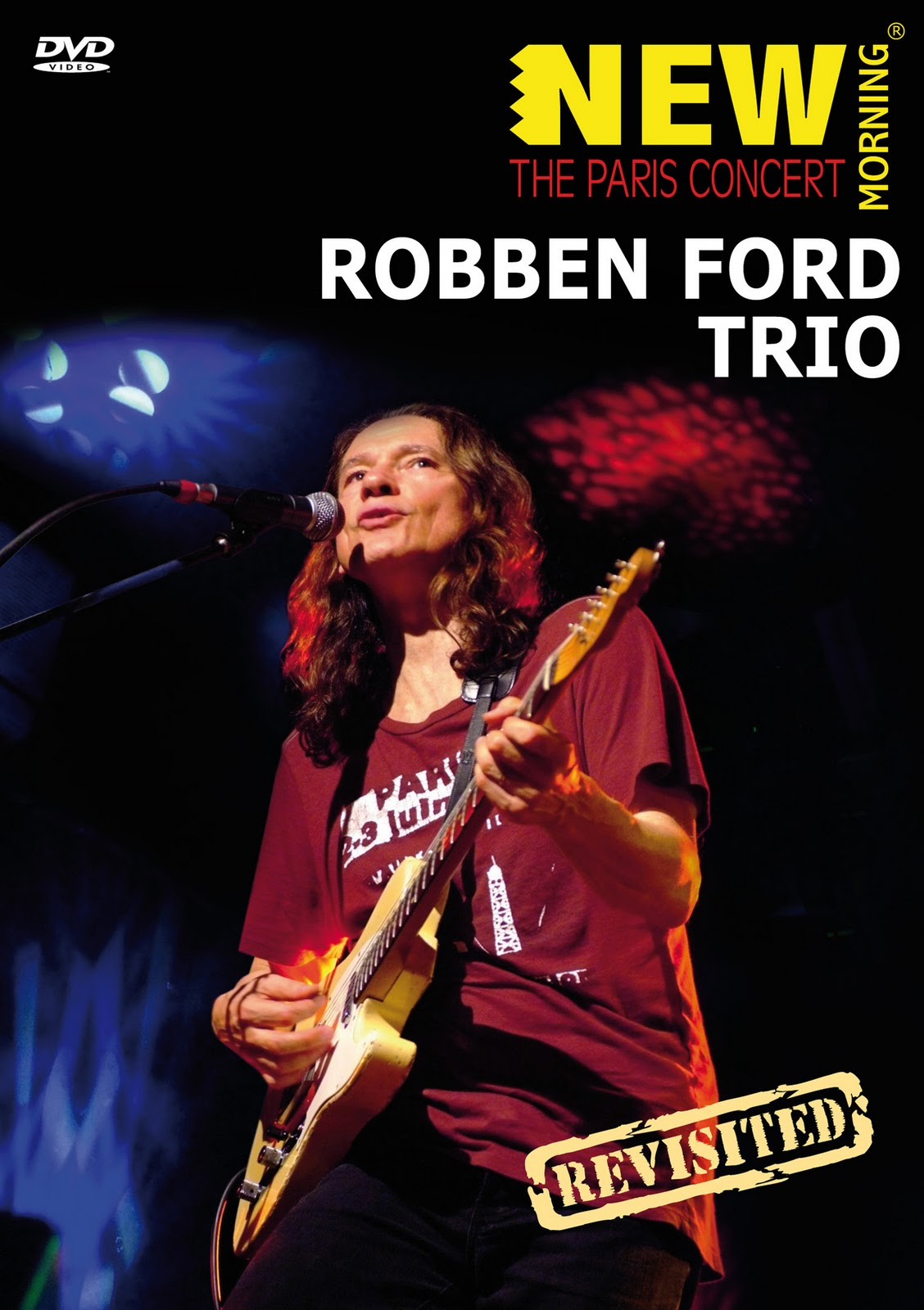 Nightwatcher S House Of Rock Brand New Robben Ford Trio