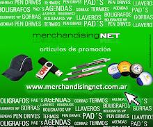 MERCHANDISING NET Articulos de promoción