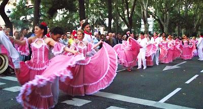 Marcha VivAmerica Madrid 2010