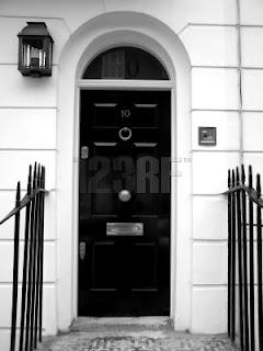 Black uPVC, PVCu, PVC Doors UK