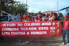 Projeto: Todos Contra a Dengue.