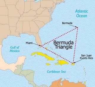 Misteri Makhluk Laut Segitiga Bermuda Sargasso