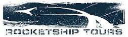 RocketShip Tours Logo