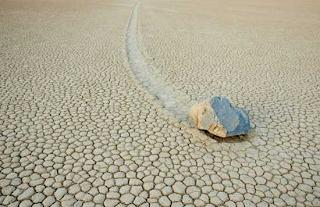 Rocas andantes