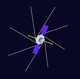 propulsión espacial