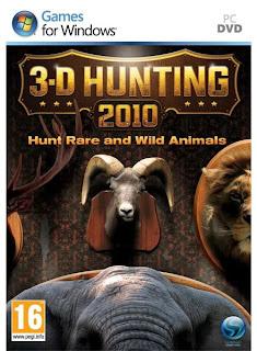 روعة لعبة الصيد والقنص فى الغابات  جرافيك عالى3D Hunting 2010