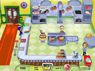Download Cooking Dash - Thrills and Spills for free at