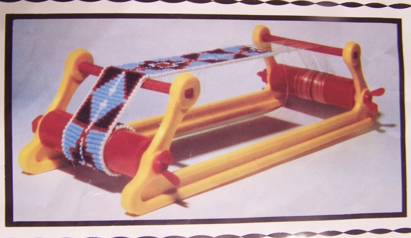 bead loom journal