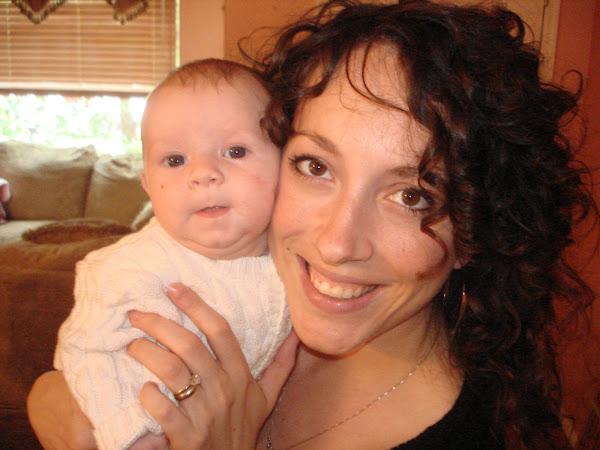 Gwen & Mommy