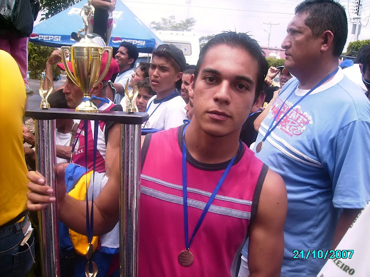 GANADOR DE LA CAMINATA RECREATIVA