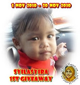 """Syilasyira 1st Giveaway"""