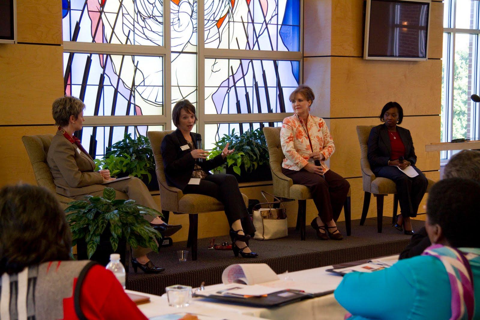 Lipscomb\'s Women Conference Is A Huge Success | Genma Speaks