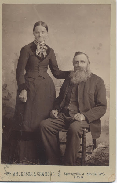 Hans Christian Davidson and Second wife