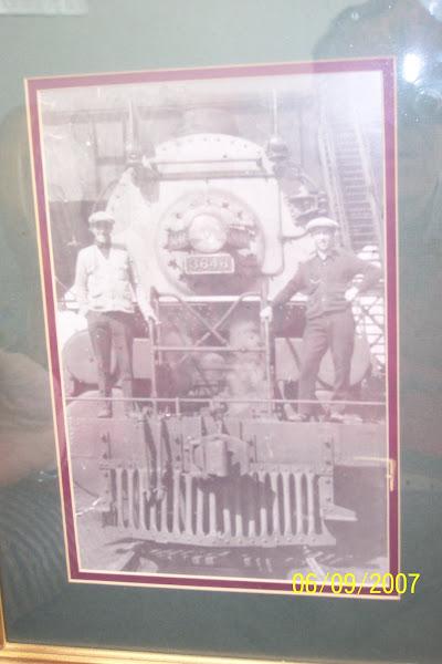 Marion & Steam engine 3648