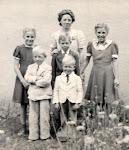 Mom & 5 kids