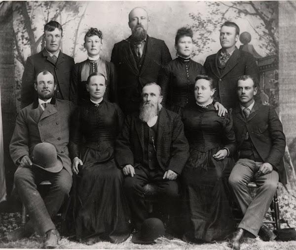 Hans Christian Davidson & Family
