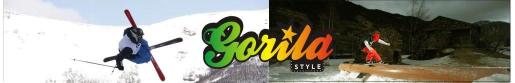 Beanies, Bonnets... Gorila Style head wearing