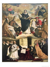 The Apotheosis of St. Thomas Aquinas, 1631
