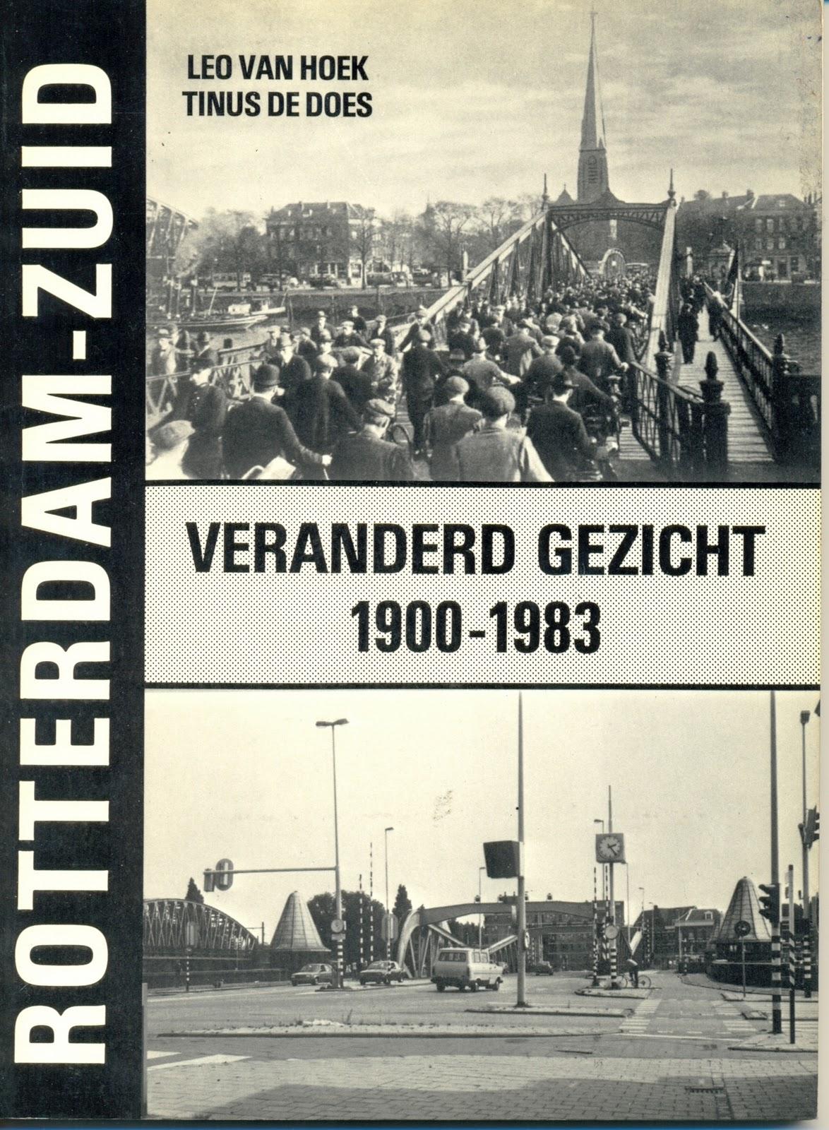 boek over rotterdam