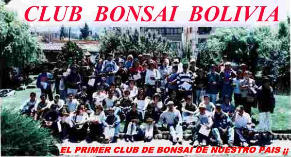 Club Bonsai Bolivia