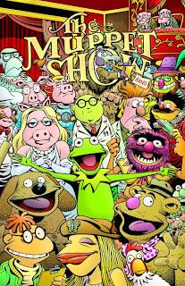 Muppet Show Comic Book Roger Langridge Boom! Studios